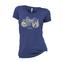Adventure Cycling Association Bike Travel Weekend T-shirt - Women's