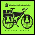 Adventure Cycling Association Bike Touring Sticker