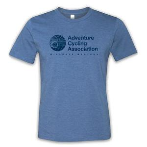 Adventure Cycling Association Casual T-Shirt
