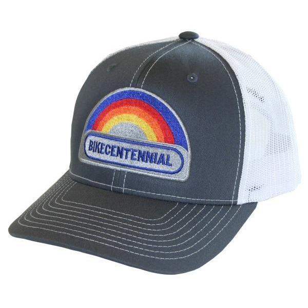 888082f2a72 Adventure Cycling Association Bikecentennial Trucker Hat - Head ...