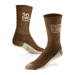 Adventure Cycling Association Great Divide Socks