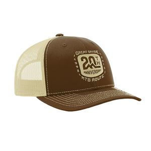 Adventure Cycling Association Great Divide Trucker Hat