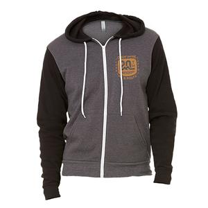 Adventure Cycling Association Great Divide Zip Hoodie