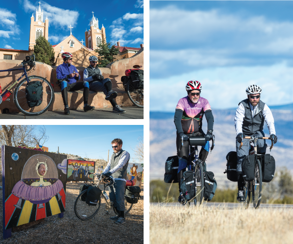 Bicycle Route 66, 2,493 Miles, & Map Giveaway | Adventure