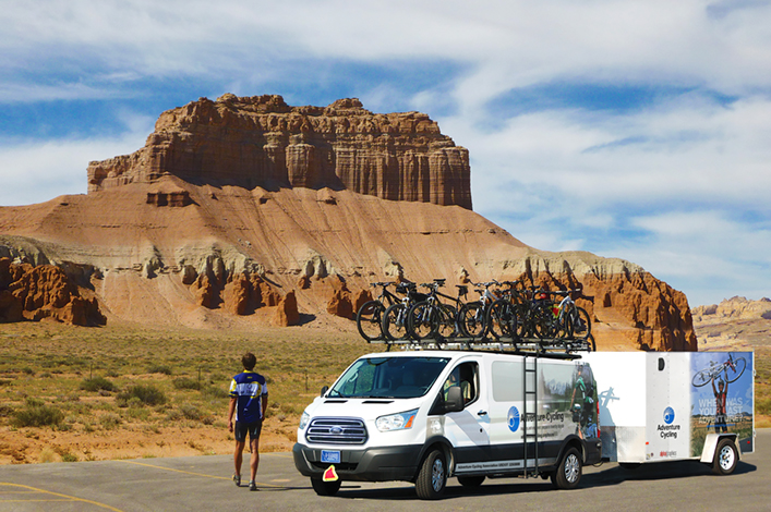 Utah Bicycle Tours
