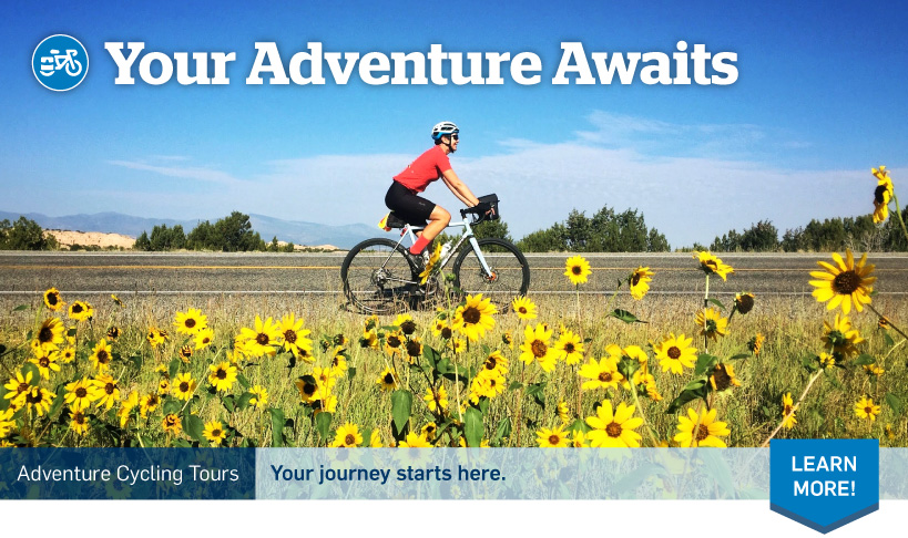 Guided Tours | Adventure Cycling Association