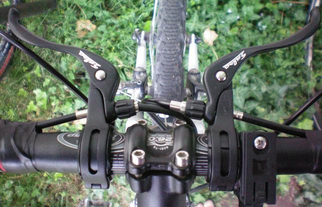 Auxiliary Brake Levers Adventure Cycling Association