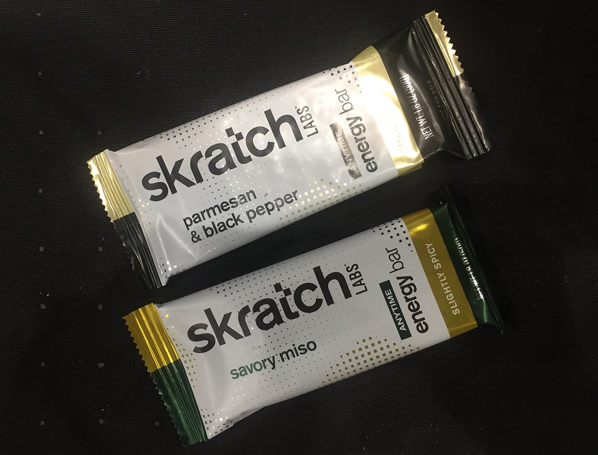 Scratch Labs Anytime savory energy bars