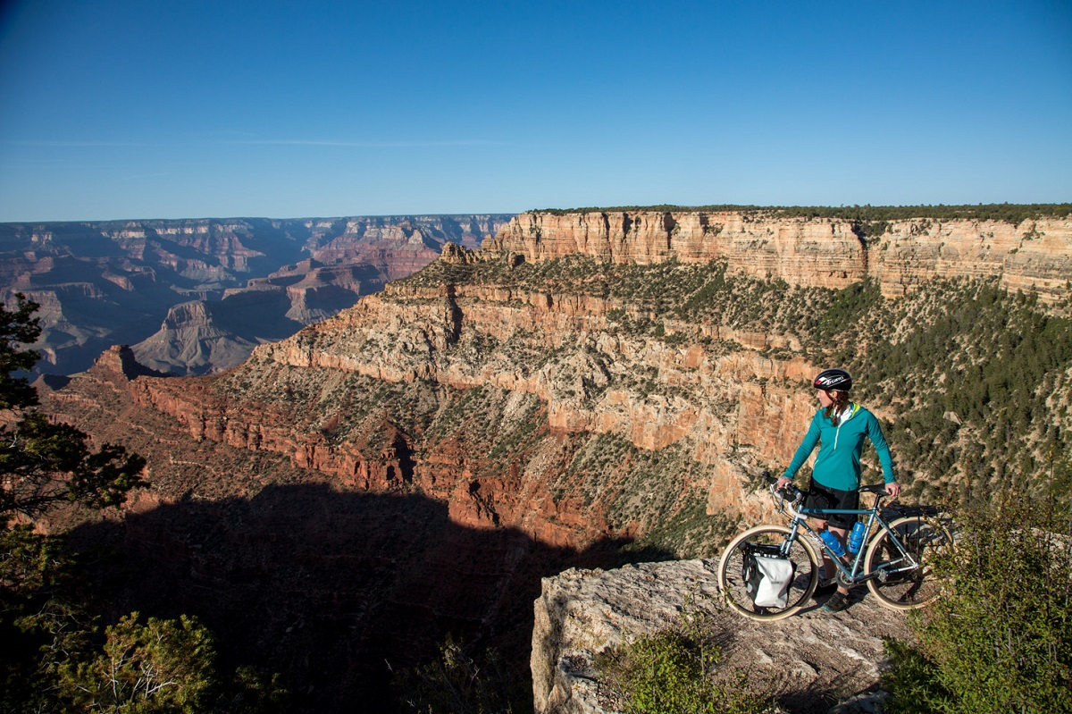 Grand Canyon National Park bike ride Bike Your Park Day