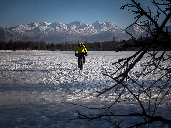 This Is The Best Time Of Year To Ride A Bicycle In Anchorage Alaska Breadth Winter Riding Opportunities Near City Make It Travel Destination