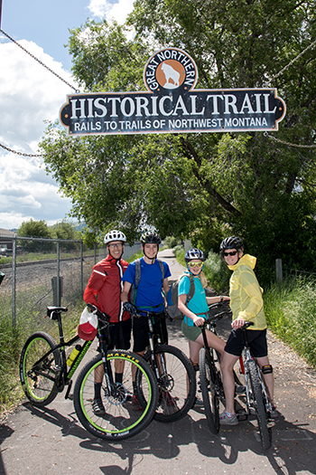 The Ultimate Family Cycling Adventure in Kalispell, Montana