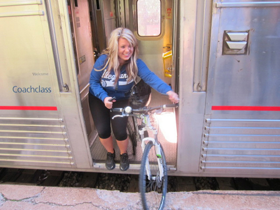 New Developments For Bicycle Services On Amtrak Adventure Cycling