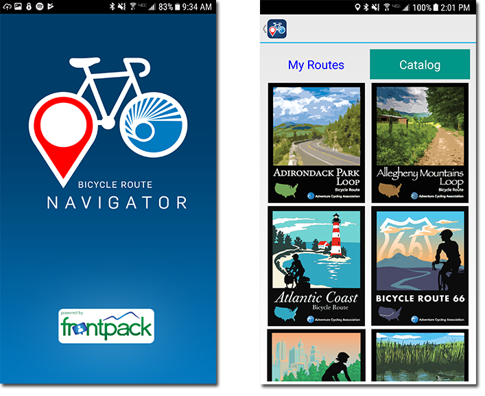 One App to Rule Our Routes: Bicycle Route Navigator   Adventure