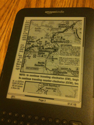 kindle with Green Mountains Loop pdf