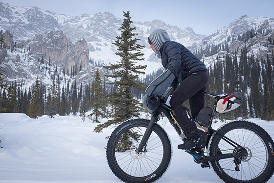 Winter Micro Adventures In Alaska By Fat Bike