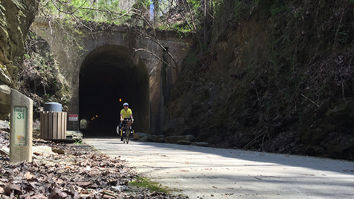 10 Great Places on Georgia's U S  Bicycle Route 21 and the Silver