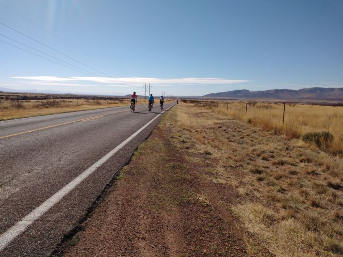 Arizona bike tour with Adventure Cycling