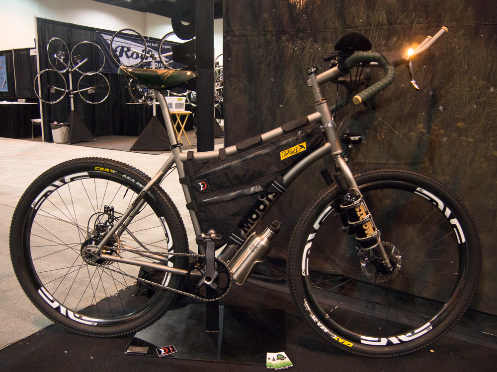 Touring Trends at NAHBS | Adventure Cycling Association
