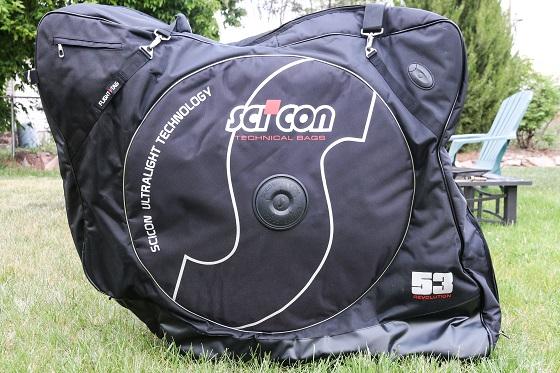 Win A Scicon Aerocomfort 2 0 Bike Travel Bag