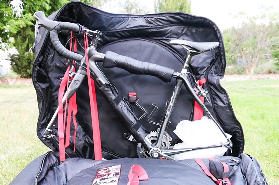 Touring Gear And Tips Scicon S Aerocomfort 2 0 Bike Bag