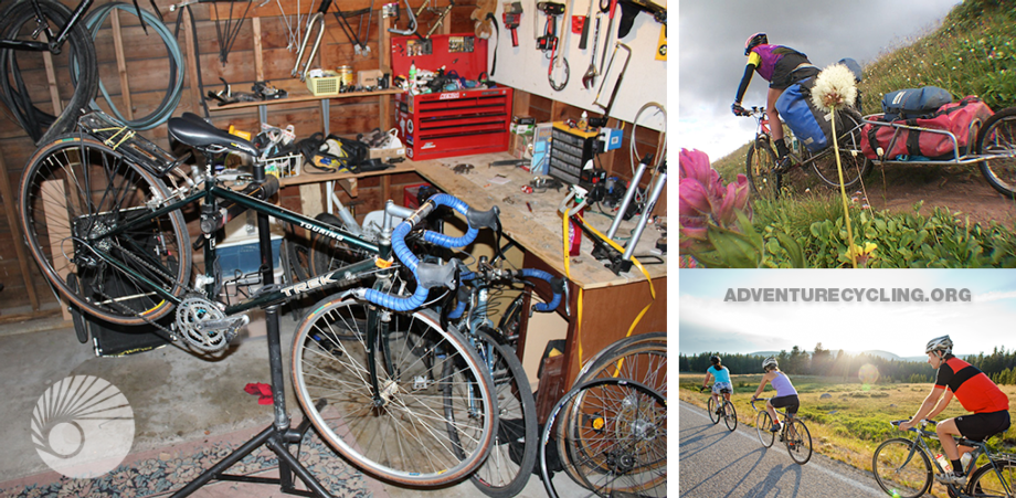 Bike Tune Up >> Pre Tour Bicycle Tune Up Checklist Adventure Cycling Association