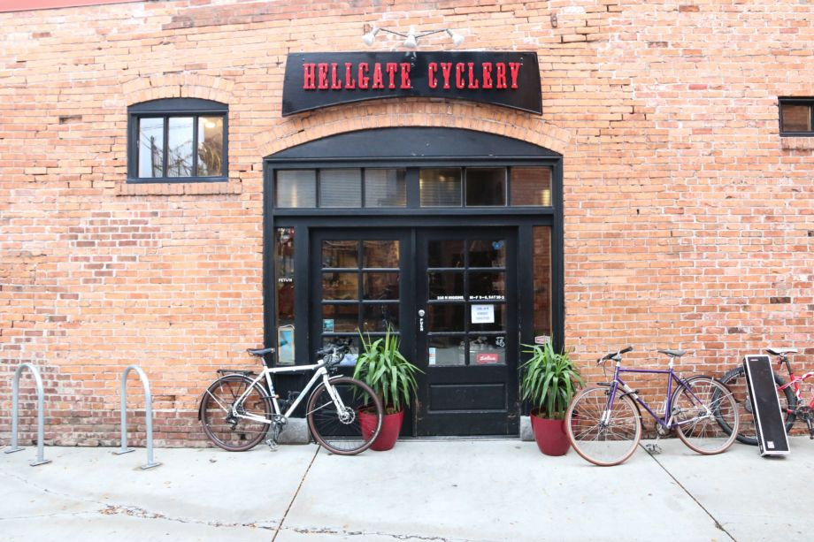 Hellgate Cyclery Bike Shop