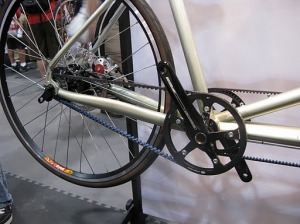Brooks Tubus And Co Motion At Interbike Adventure