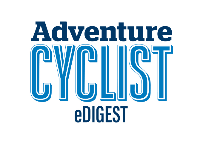 Adventure Cyclist eDigest is a monthly newsletter