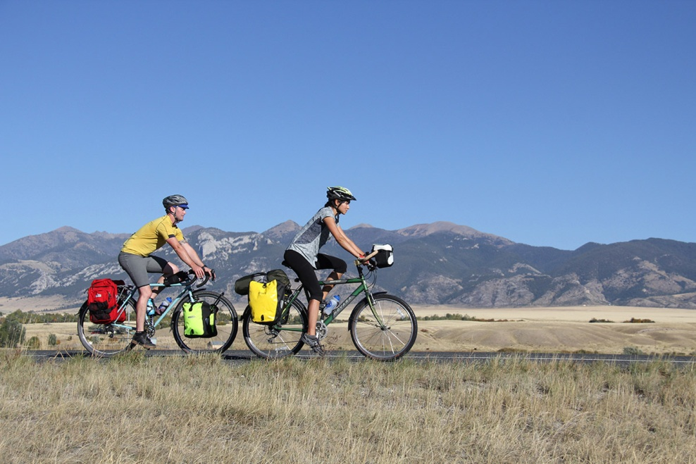 Riding the TransAm in Montana   Adventure Cycling Association