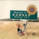 Tom Greeley rode across the country in 1980 and shares his photos