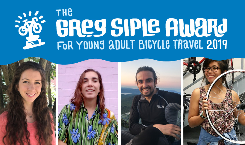 Four Young Adults Win Greg Siple Award