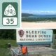 Exploring USBR 35 in Michigan