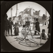 Bicycling Across Turkey in 1891