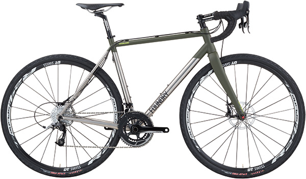 Road Test: Foundry Overland | Adventure Cycling Association