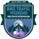 You Rode to the Moon & Back during Bike Travel Weekend!