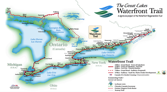 Ten Things You\'ll Love about Ontario\'s Great Lakes Waterfront Trail ...