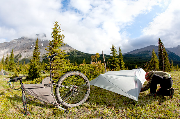 Lighten Up: Bikepacking | Adventure Cyclist | Adventure ...