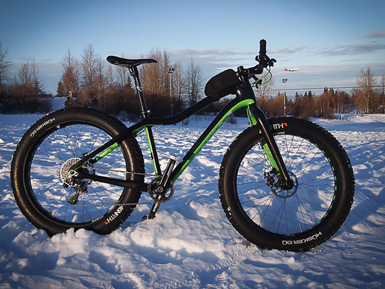Fat Bikes Receive Much Attention For Good Reason They Ve Ridden The Length Of Continents Across Snowy State Alaska In Winter And Along Unique