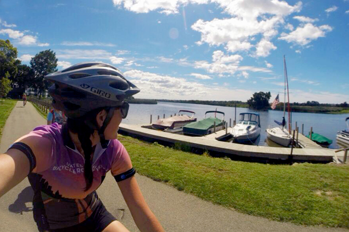 2019 Michigan's Lakeshore | Guided Tours | Adventure Cycling Association